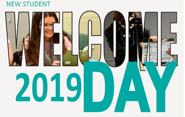 New student welcome day at Cowley Sixth Form